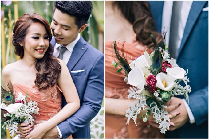 The Engagement Of Dian & Anthony by Pixel Event Designer - 013