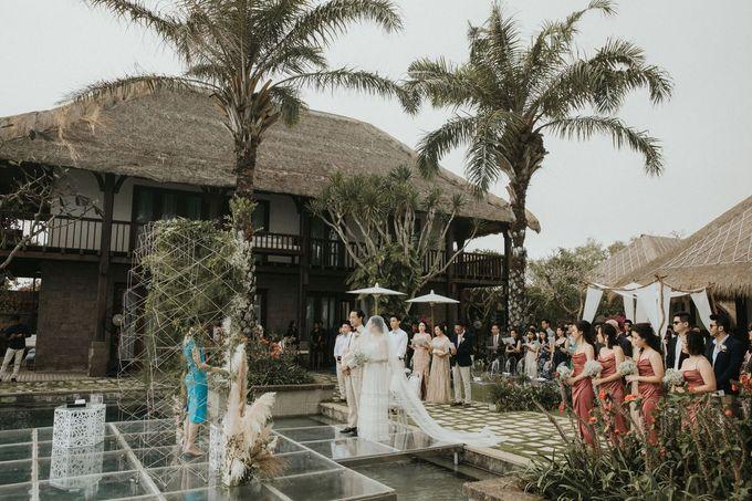 Chris & Calista Real Wedding at The Stone House by Tirtha by Tirtha Bali - 018