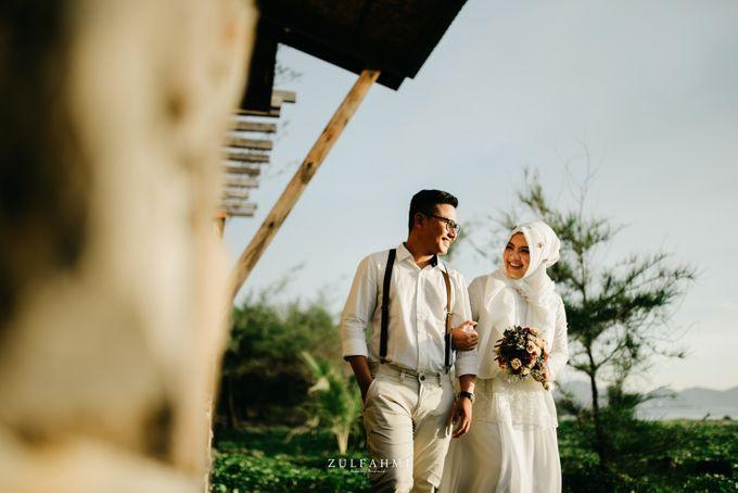 Prewedding Anil & Vivi by Zulfahmi Wedding Portrait - 004