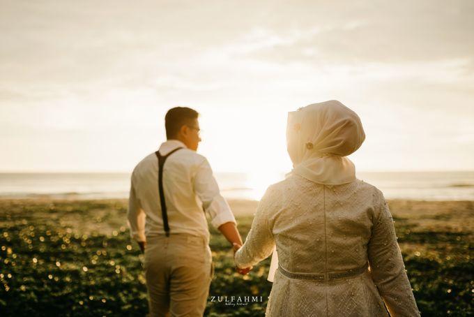 Prewedding Anil & Vivi by Zulfahmi Wedding Portrait - 014