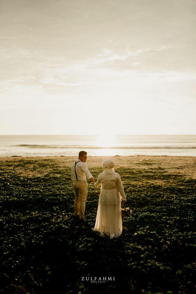Prewedding Anil & Vivi by Zulfahmi Wedding Portrait - 015