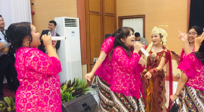 Accoustic Package | Wedding of Sharah & Zainul by RG Music Entertainment - 004