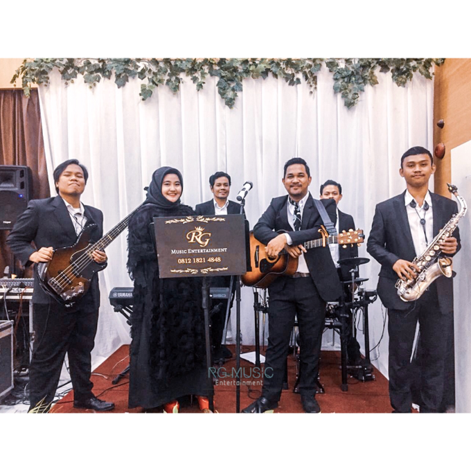 Accoustic Package | Wedding of Sharah & Zainul by RG Music Entertainment - 005