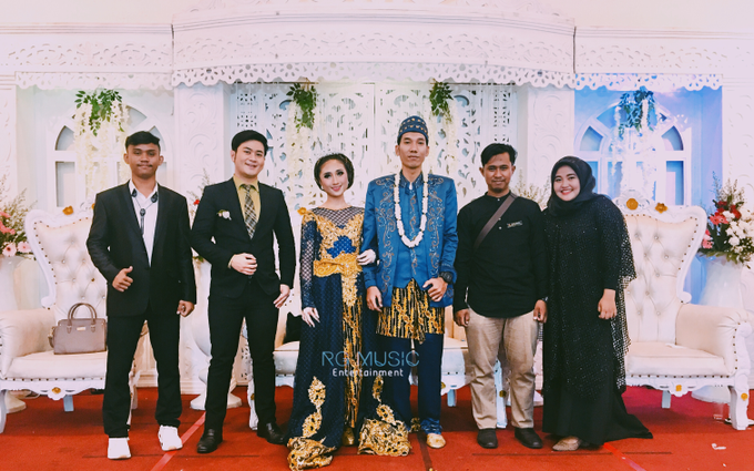 Organ Tunggal Package | Wedding of Angga & Yoska by RG Music Entertainment - 001