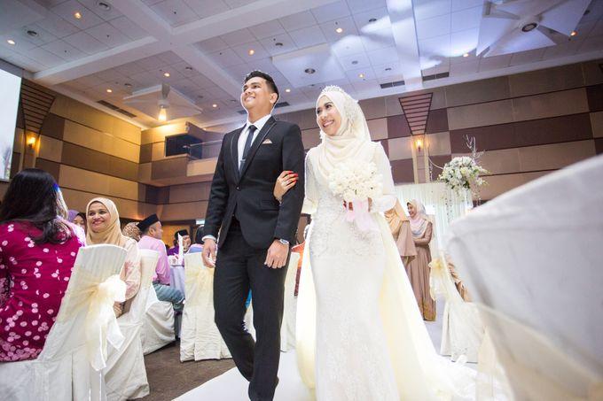 MALAY WEDDING RECEPTION by ARJUNA CIPTA - 013