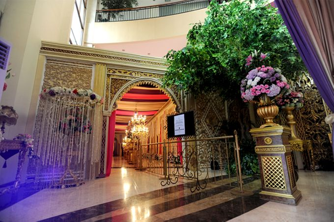 Rafflesia Wedding Package by BALAI KARTINI - Exhibition and Convention Center - 005