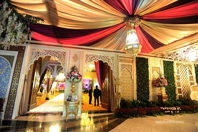 Rafflesia Wedding Package by BALAI KARTINI - Exhibition and Convention Center - 007