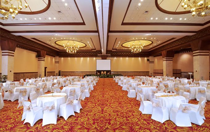 Rafflesia Wedding Package by BALAI KARTINI - Exhibition and Convention Center - 009