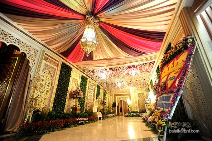 Rafflesia Wedding Package by BALAI KARTINI - Exhibition and Convention Center - 006
