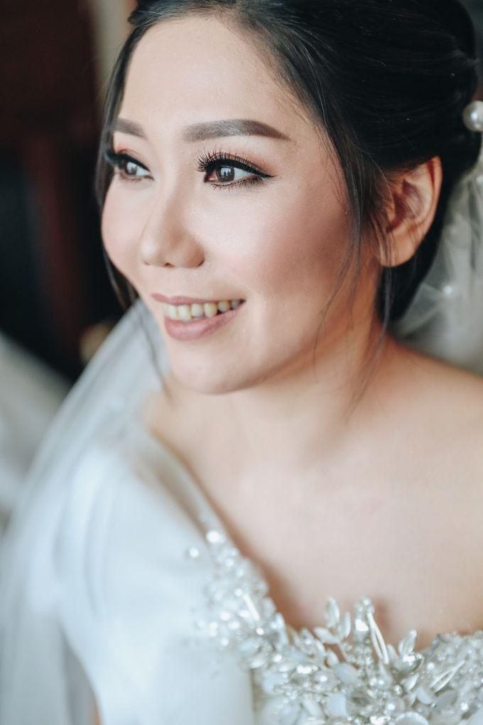William & Selvi Wedding at Hilton Hotel by PRIDE Organizer - 013