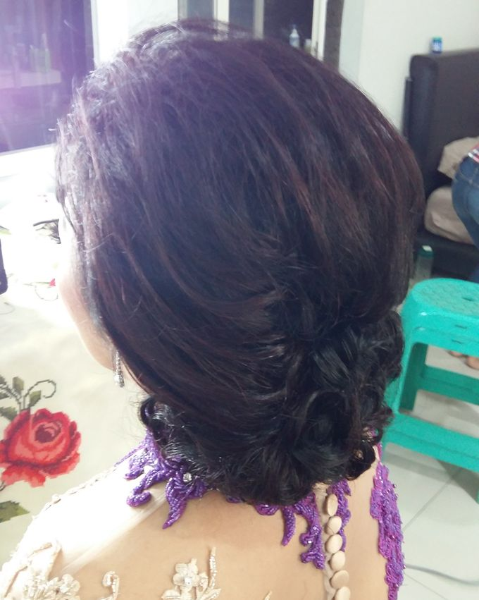 Hairdo Mom Bride by Makeup And Hairdo By iis - 011