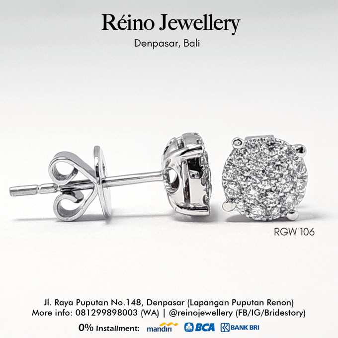 Anting anting or Earring by Reino Jewellery - 008