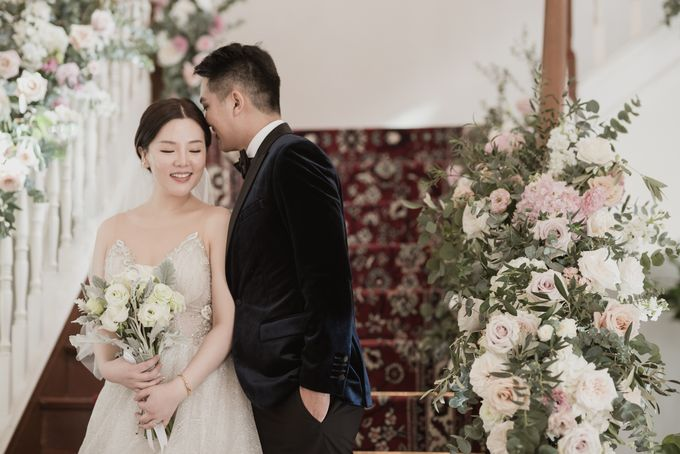 Actual Day - Ronghua & Yue Yue by InterContinental Singapore - 020