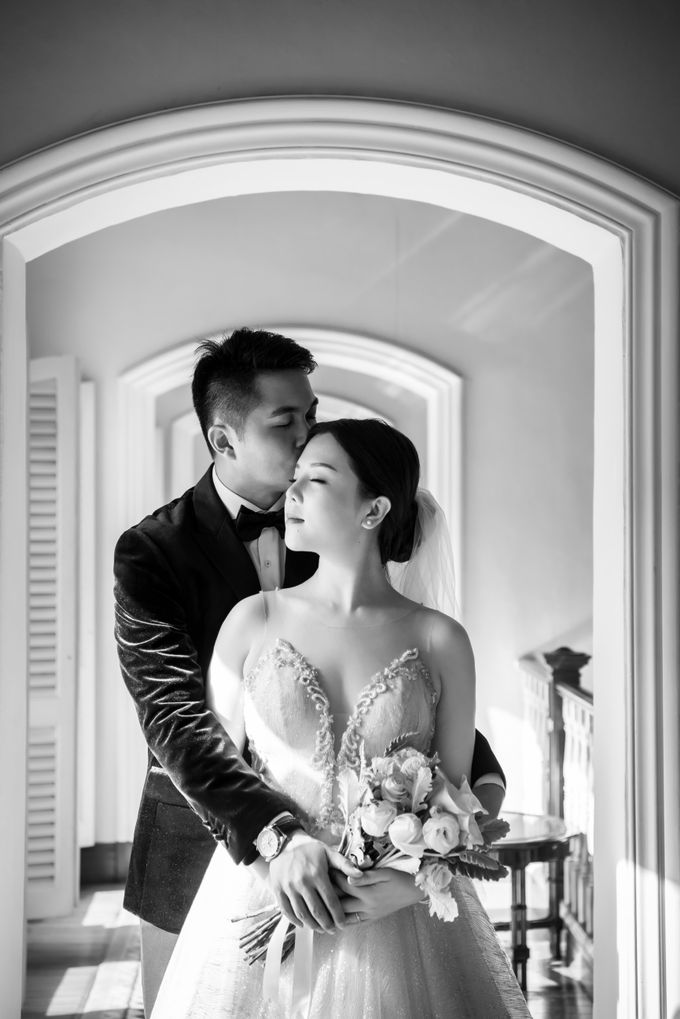 Actual Day - Ronghua & Yue Yue by InterContinental Singapore - 023