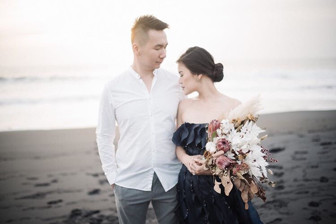 William & jessica by Rhea Florist Bali - 006
