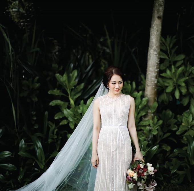Huvey & Stella by Rhea Florist Bali - 016