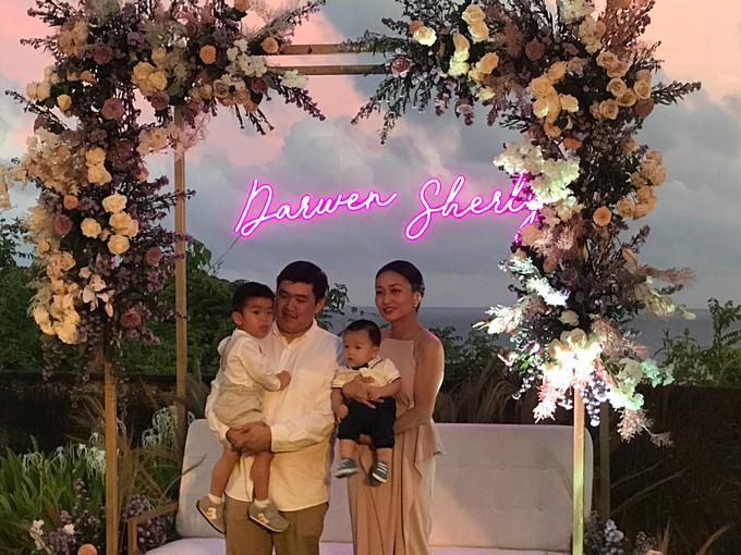 The Wedding of Darwen & Sherly on Feb 22, 2020 by Rhunos Bali - 005