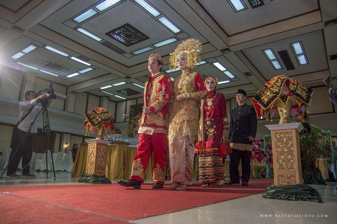 Niko + Lisa Kota Bukittinggi by RAP Wedding - 005