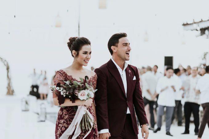 Hamish & Raissa by Wong Hang Distinguished Tailor - 006