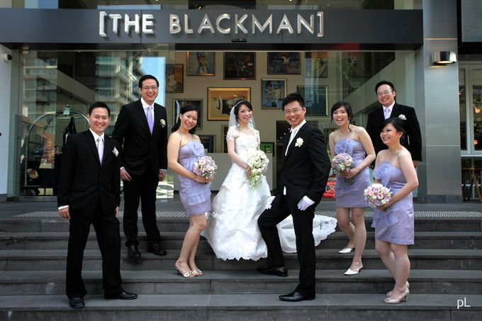 Bridal party makeup by Elly Liana Makeup Artist - 014
