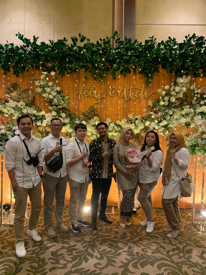 The Engagement of Feby & Aldi by Riani And Friends - 003