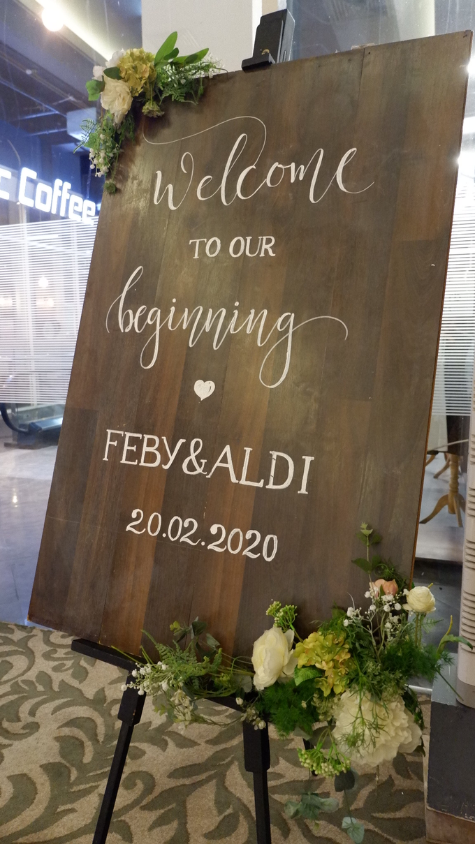 The Engagement of Feby & Aldi by Riani And Friends - 004