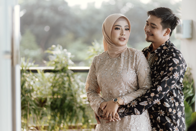 The Engagement of Feby & Aldi by Riani And Friends - 006