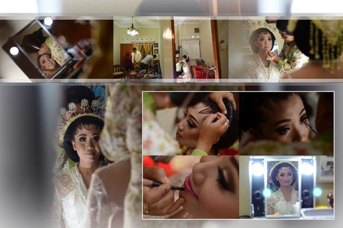 Pemberkatan Pernikahan Diza & Dani by Creative Fotografi - 003