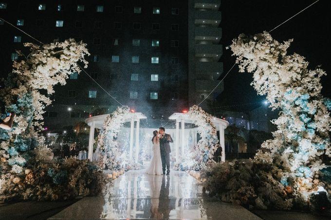 Steven & Catherin Wedding at Aston Cirebon by PRIDE Organizer - 028