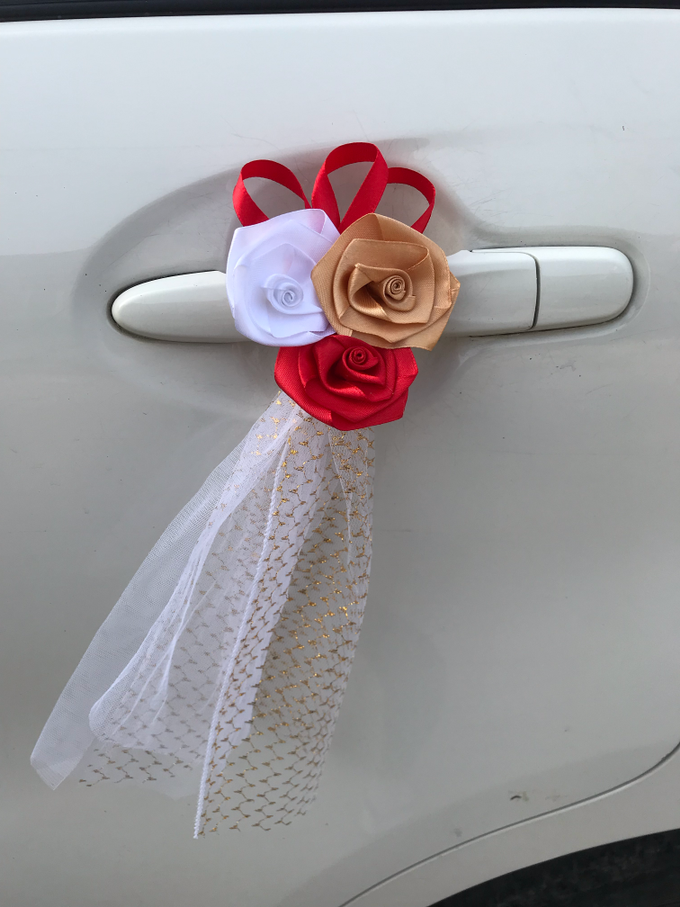 Dekorasi mobil by ribbondecoration - 007