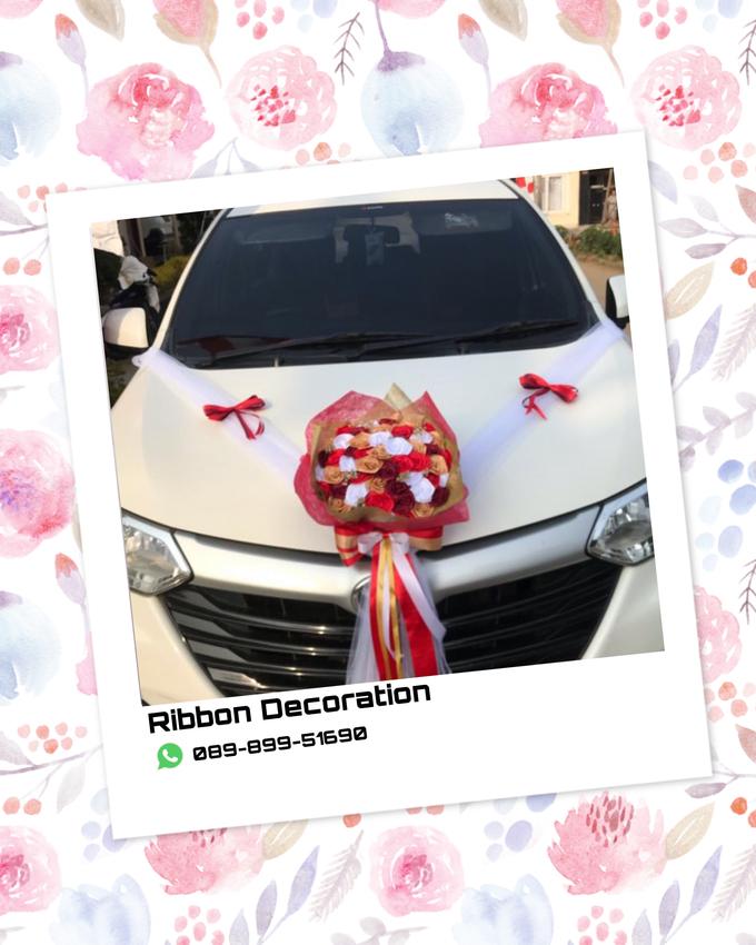 Dekorasi mobil by ribbondecoration - 009