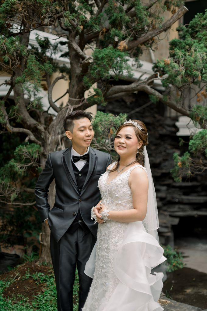 Intimate wedding chandra & lyana by Oscar Organizer - 006