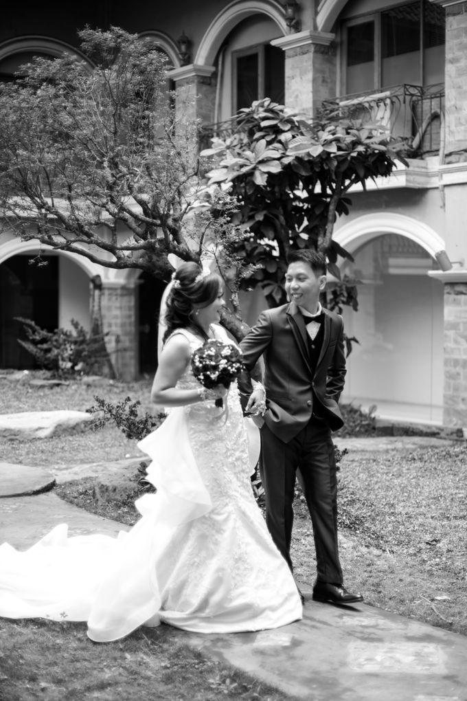 Intimate wedding chandra & lyana by Oscar Organizer - 007
