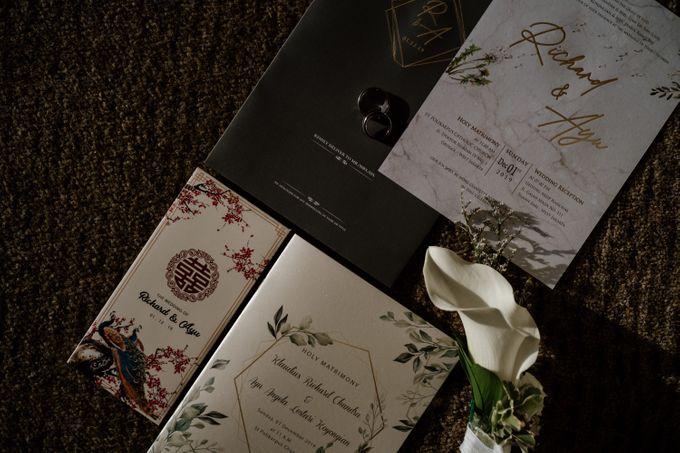 Richard & Ayu Wedding by AKSA Creative - 004