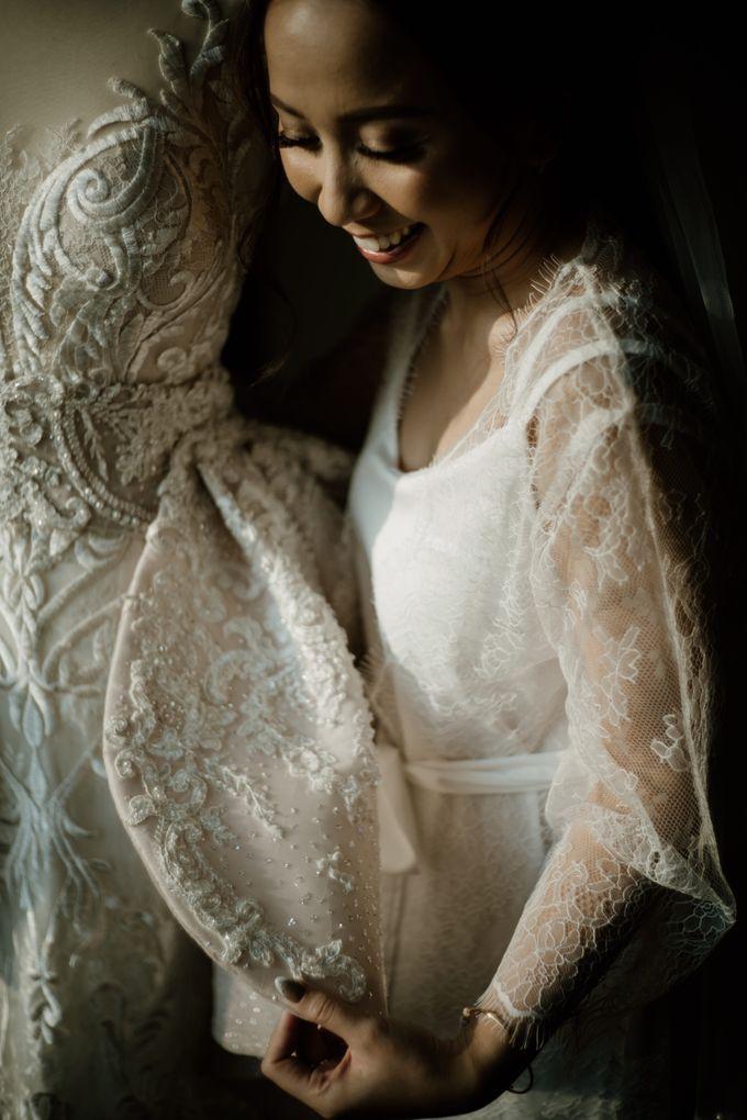 Richard & Ayu Wedding by AKSA Creative - 001