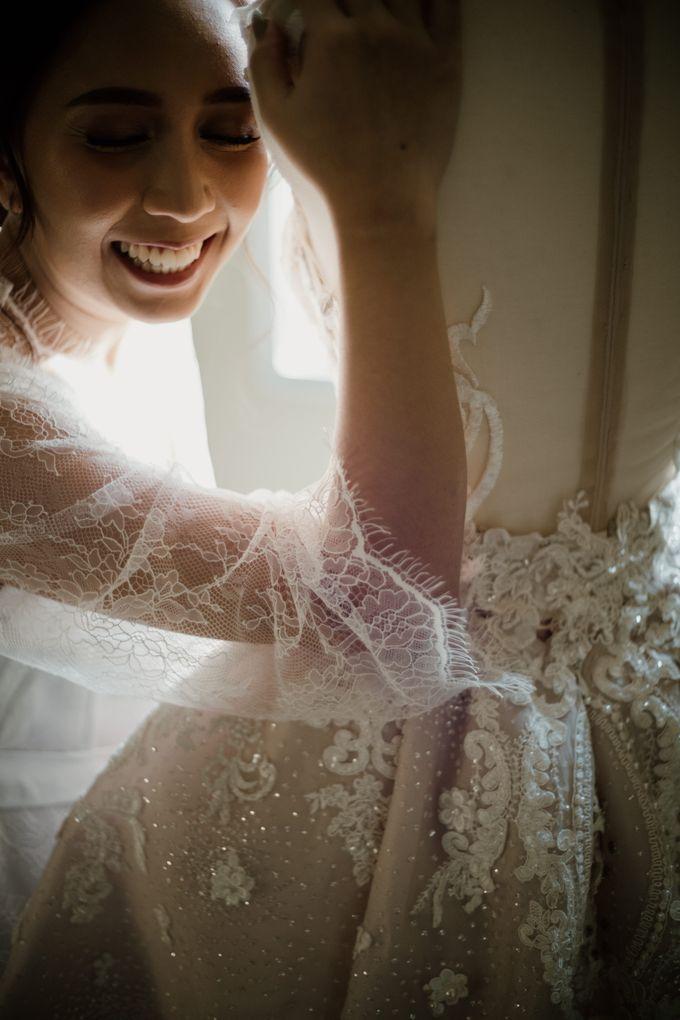 Richard & Ayu Wedding by AKSA Creative - 003