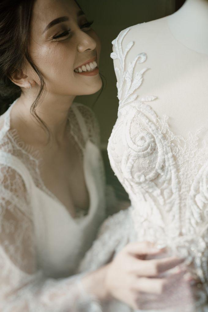 Richard & Ayu Wedding by AKSA Creative - 010