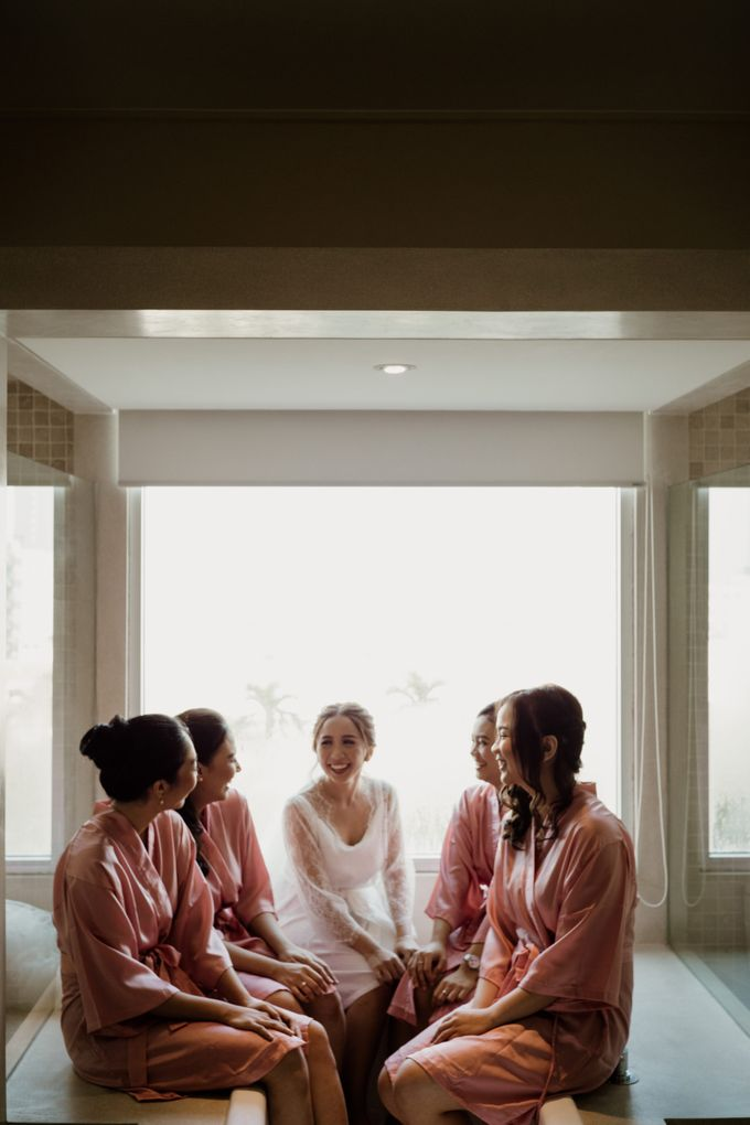 Richard & Ayu Wedding by AKSA Creative - 009