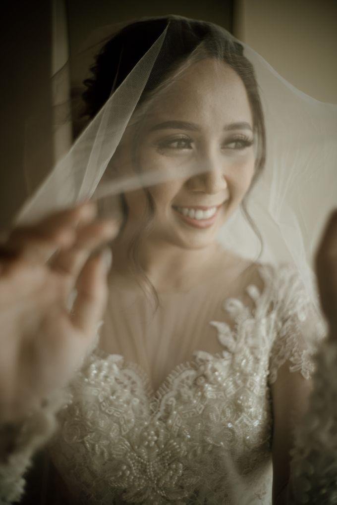 Richard & Ayu Wedding by AKSA Creative - 020