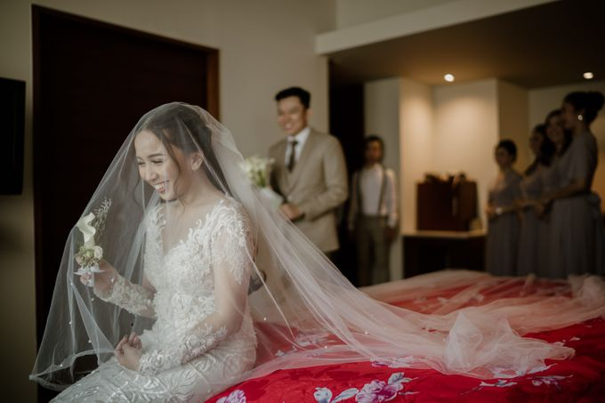 Richard & Ayu Wedding by AKSA Creative - 017