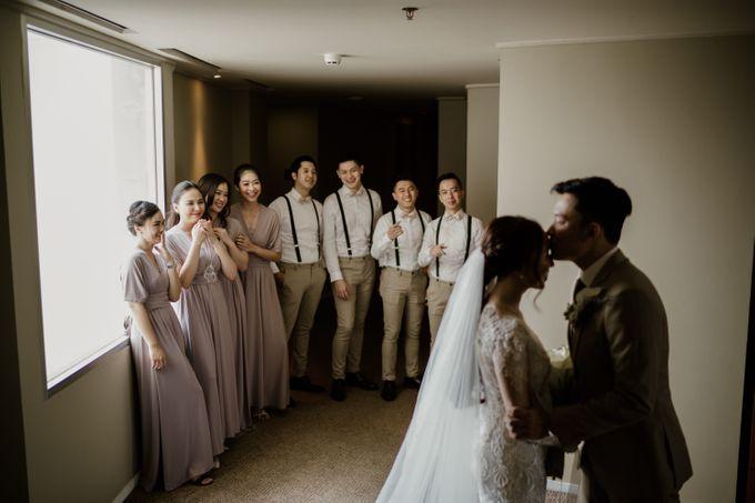 Richard & Ayu Wedding by AKSA Creative - 022