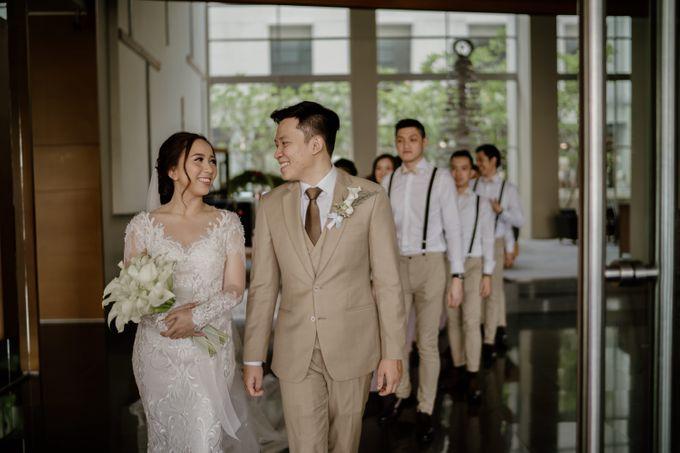 Richard & Ayu Wedding by AKSA Creative - 024