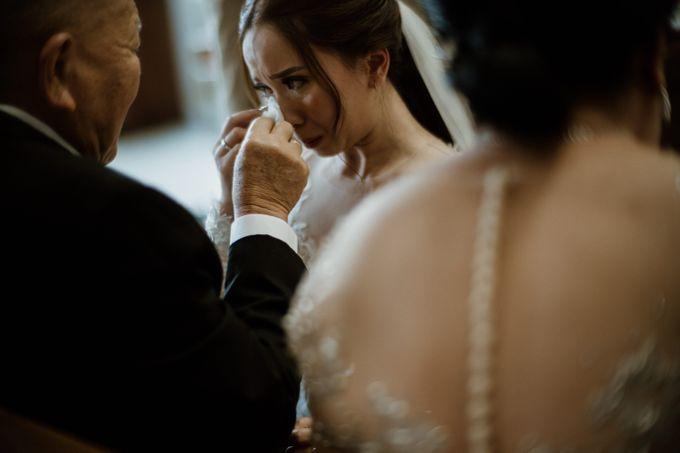 Richard & Ayu Wedding by AKSA Creative - 025