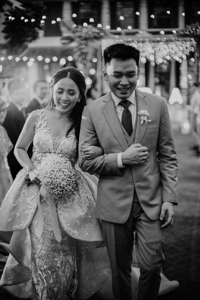 Richard & Ayu Wedding by AKSA Creative - 023