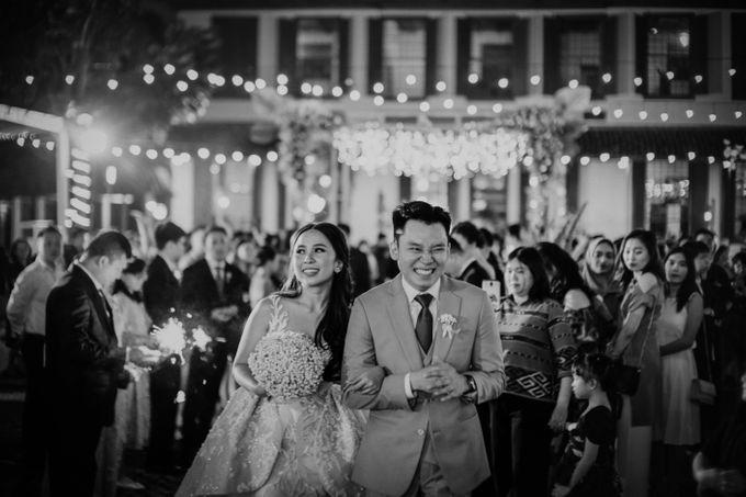 Richard & Ayu Wedding by AKSA Creative - 027