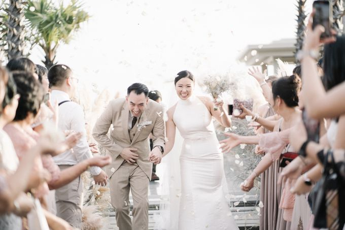 Richard & Melissa by Bali Wedding Paradise - 001