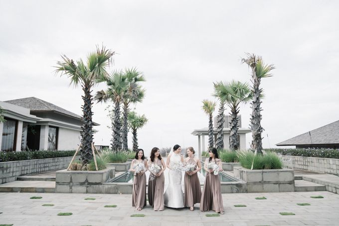 Richard & Melissa by Bali Wedding Paradise - 006