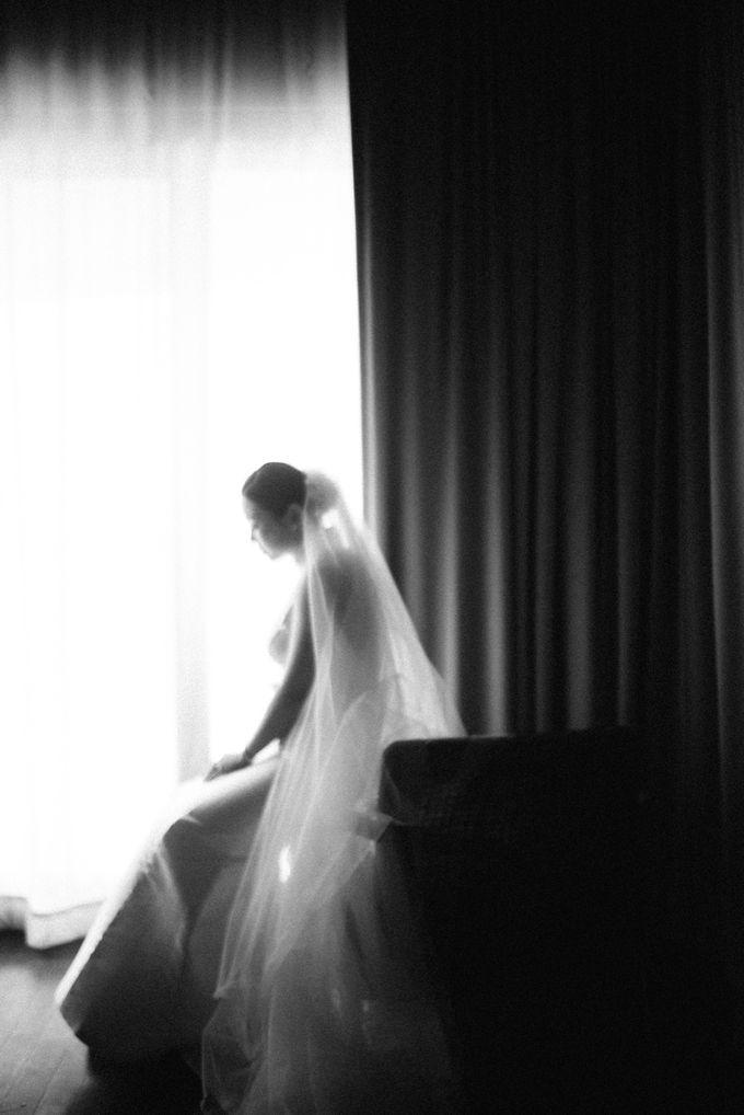 Richard & Melissa by Bali Wedding Paradise - 003