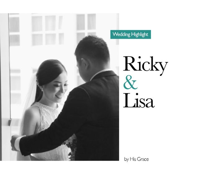 By His Grace - Ricky Lisa Wedding by Intemporel Films - 001
