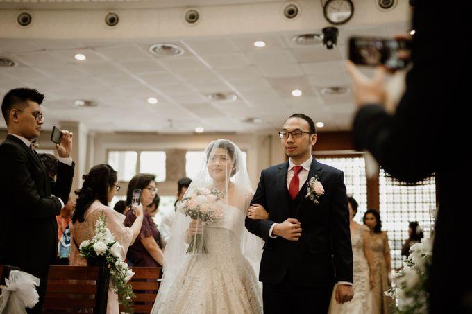 Rico & Patricia Wedding by AKSA Creative - 015